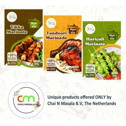 COMBI DEAL-BBQ SPECIAL- Pack  of 3 marinates