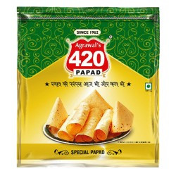 Moong Special Papad 200gm