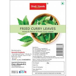 Fried Currys Leaves-20g