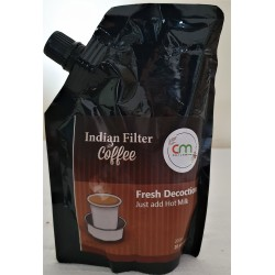 South Indian Filter Coffee Decoction- ready to use- 200ml