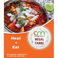 Misal tarri - Heat   Eat (gravy only)-  No added preservatives or color!
