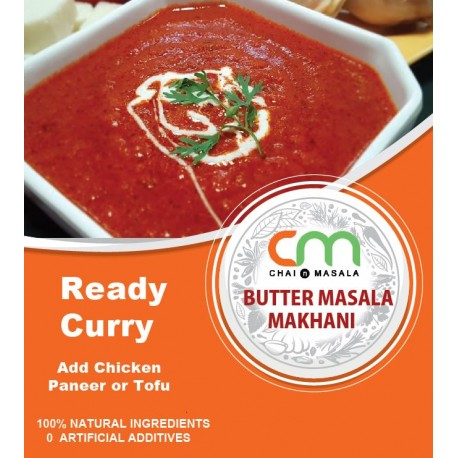 Butter masala Makhani - Ready gravy-  No added preservatives or color!